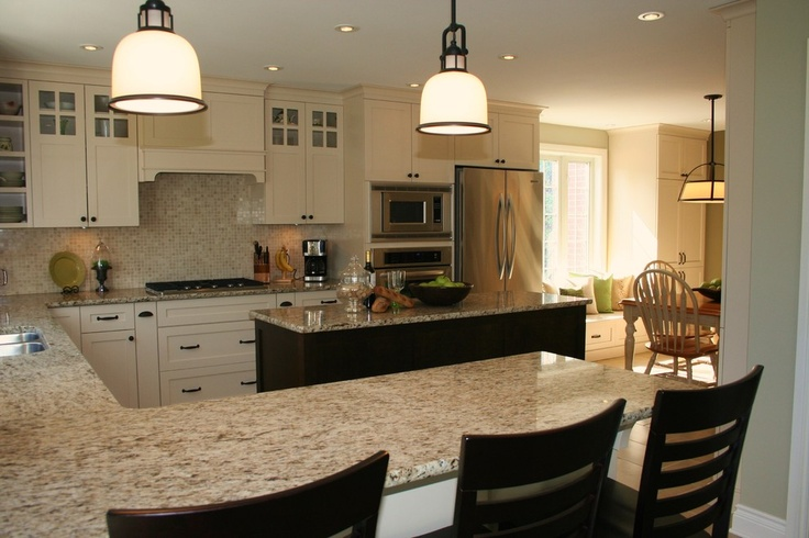 1000 ideas about off white kitchens on pinterest white - Kitchen designs with off white cabinets ...