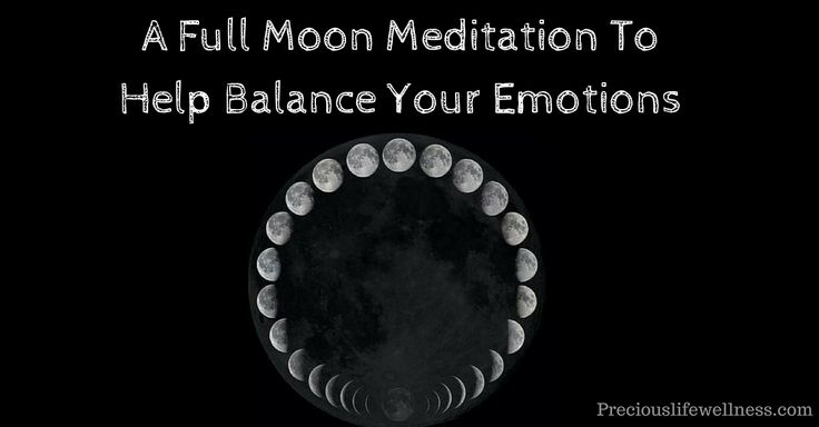 Try out this powerful full moon meditation that will help balance your emotions. All it takes is 11 eleven minutes of kirtan kriya to...