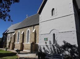 St James Graaff Reinet - side view