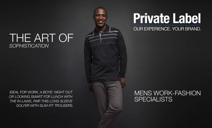 GA Creative Brands' Private Label Men's Work-Fashion Specialists - home of Jonathan D and Cutty. Designed to provide our clients with a top-notch clothing manufacturing service, GA Creative Brands works with you to design and create your very own label.