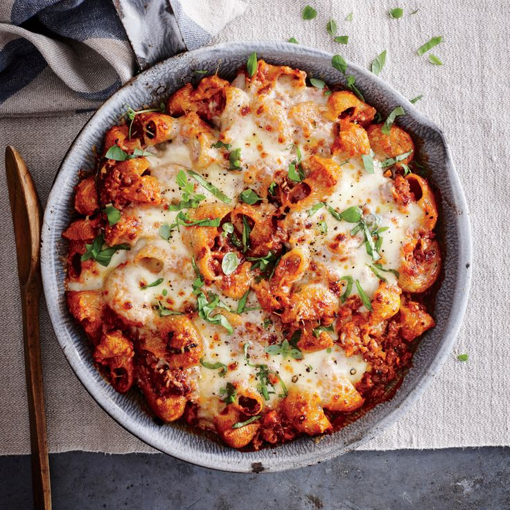 Ground Beef and Pasta Casserole | MyRecipes