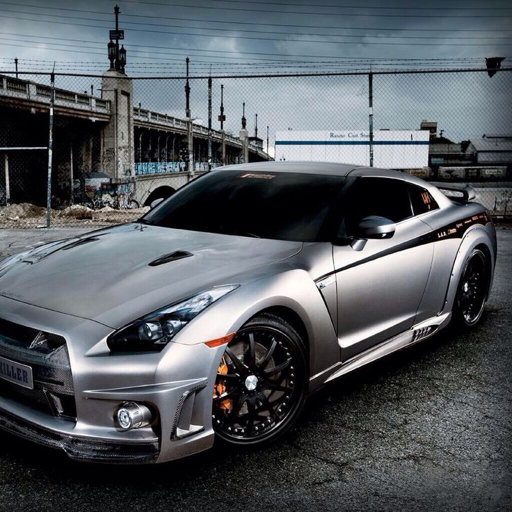 Nissan GTR Skyline For the most patient man in my life-sticking beside me and my dreams!