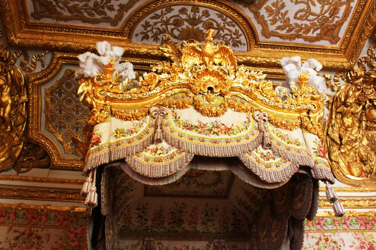 This Is Versailles The Queen S Bed Chamber