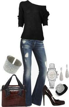 Girls Night Out - Siobhan outfit
