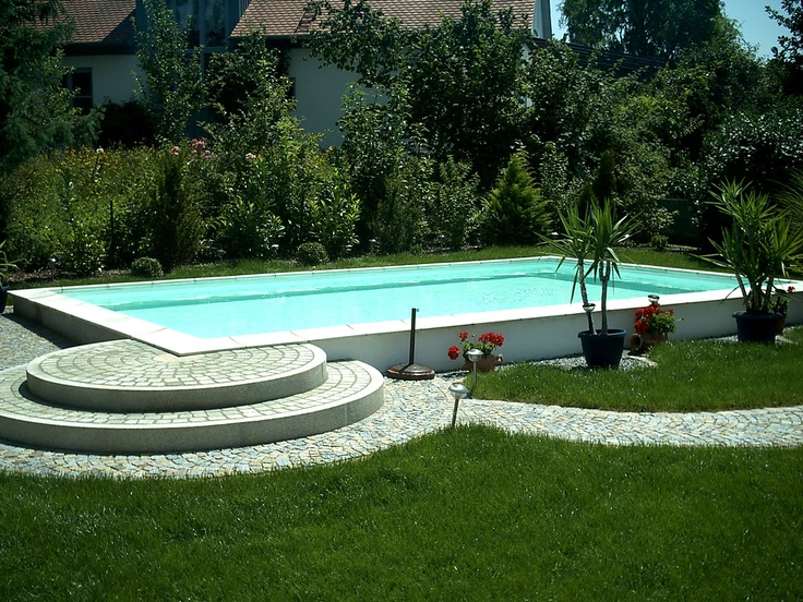 17 best ideas about schwimmbad bauen on pinterest garten mit pool pool gartenbau and. Black Bedroom Furniture Sets. Home Design Ideas
