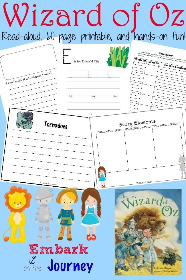 It's just a photo of Vibrant Wizard of Oz Printables Free