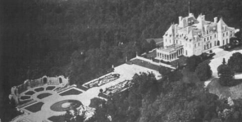 Harbor Hill,Clarence McKay estate, Long Island, NY. Built 1899-1902. Demoished in 1947