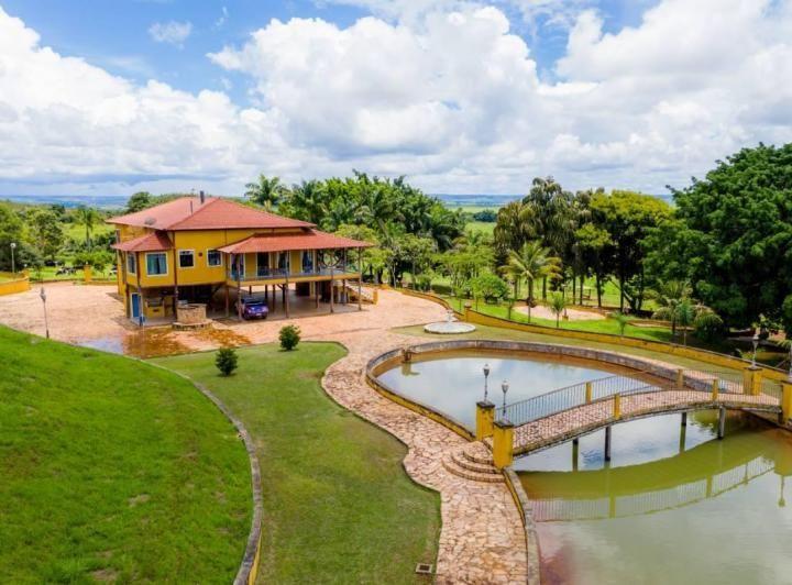 Rurais Fazenda à venda no Distrito Federal ou Goiás
