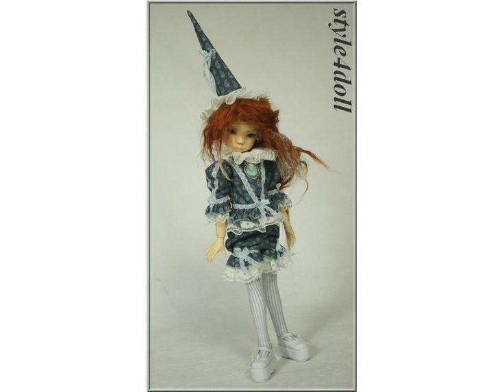 style4doll outfit for 1/4 MSD Miki Nysa Layla Kaye Wiggs by sstyle4doll on Etsy
