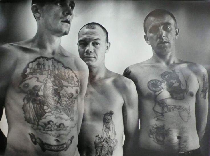 Tatuajes Carcelarios Rusos Sergei Vasiliev 6
