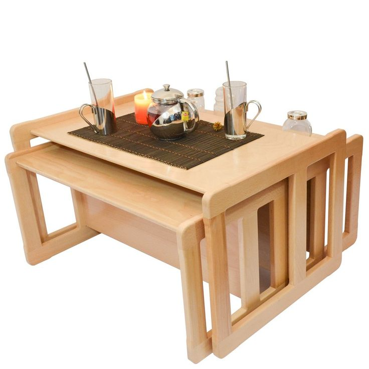 Nest of Coffee Tables Set of