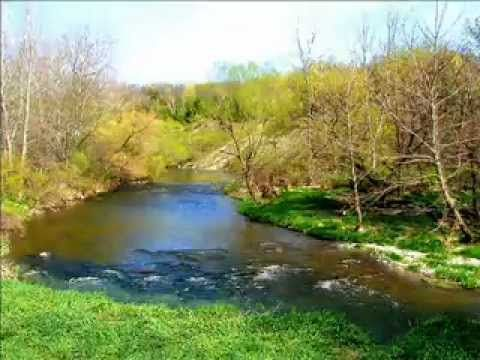 This is a Time Lapse film of a river chaning over the seasons.  Look at how the contrast in the film changes as the light and colours etc change over time.