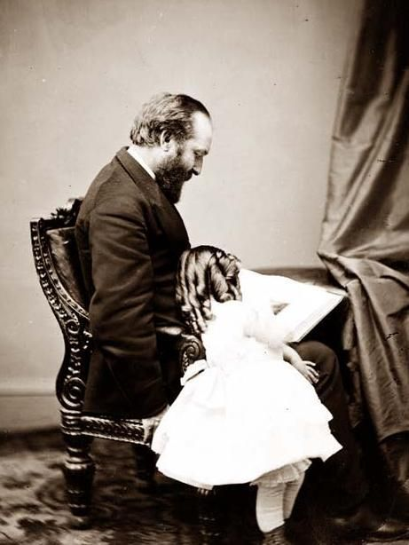 an introduction to the history of president james a garfield Courtesy of the lake county (ohio) historical society james a garfield, the 20th  president of the united states, made his home at lawnfield from 1876 until his.