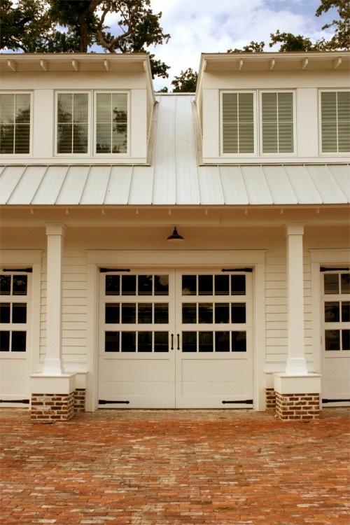 192 Best Garage Doors And Driveways Images On Pinterest Cobbled