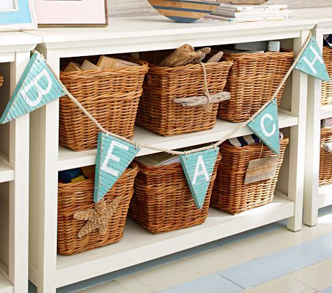 Cameron 2-Shelf Bookcase | Pottery Barn Kids For my babies rooms