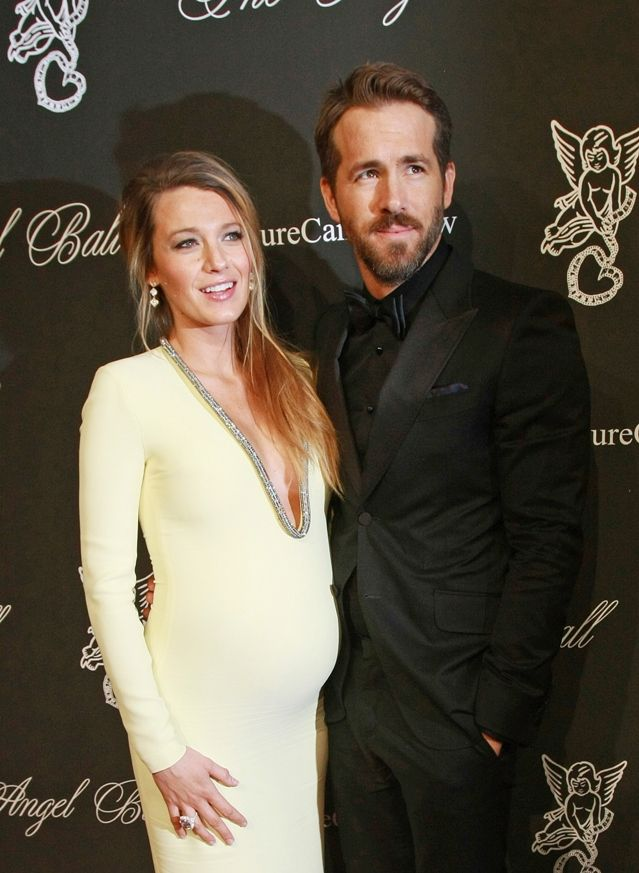 Ryan Reynolds Shares The First Photo Of His Daughter James That You Have Been Waiting For