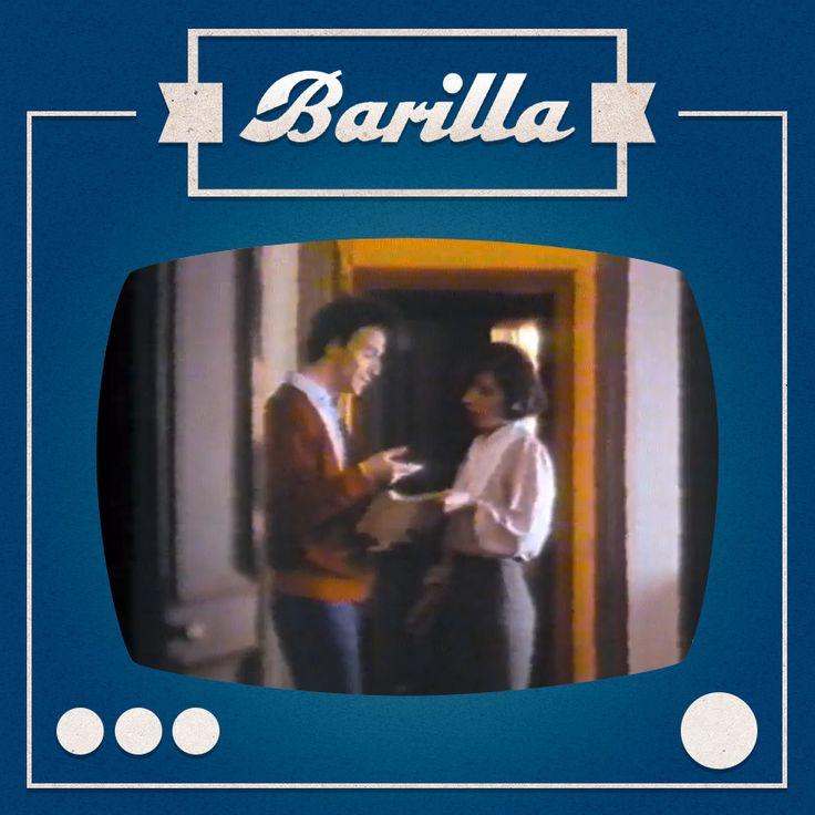 """Nel 1983 dalle tv delle case italiane arrivava questa voce: """"Ci penso io a farti sentire al dente!"""". Un altro pezzo della storia #Barilla!"""