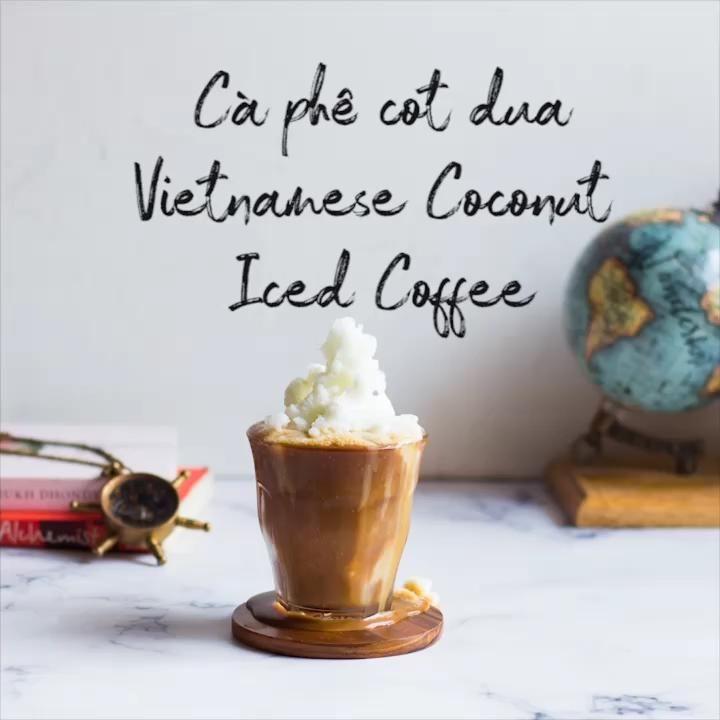 26+ Vietnamese coconut coffee near me trends