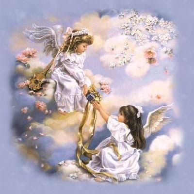 Motivos , ideias e cia: Anjos e Anjinhos 2