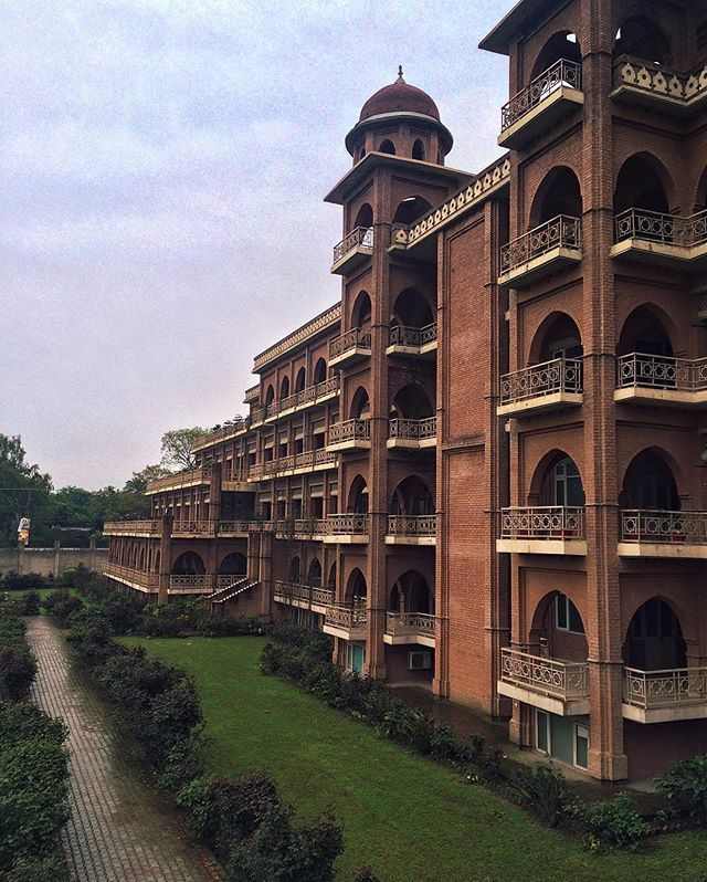 University of Peshawar - one of the oldest universities in Pakistan.