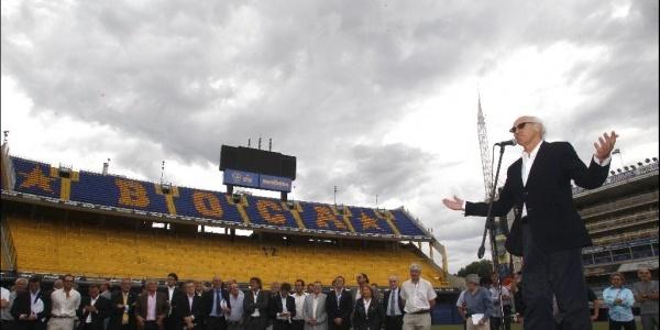 Volvió | Boca Juniors -sitio oficial-