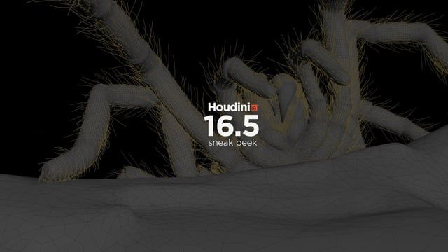 """A preview of some of the amazing new tools in Houdini 16.5 such as motion path editing, crowd banking, partial rag dolls, polyreduce, uvlayout, rounded edge rendering, narrow band flip simulations, optical flow, gamepad camera, terrain transplanting and so much more.      - - - - - - - - - - - - - - - - - -   Music Credits: Lauge & Baba Gnohm, """"Langbortistan"""" - Track 02 Dybet    https://soundcloud.com/laugebabagnohm  https://laugebabagnohm.bandcamp.com…"""