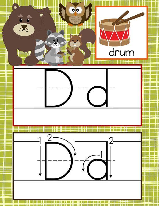 Classroom Decor Pdf ~ Images about woodland animals classroom decor on