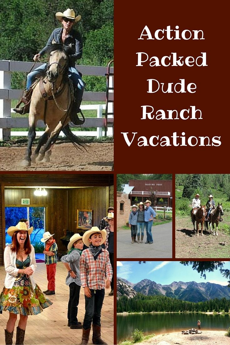 Why a Dude Ranch Vacation Should Be on Every Family Bucket List