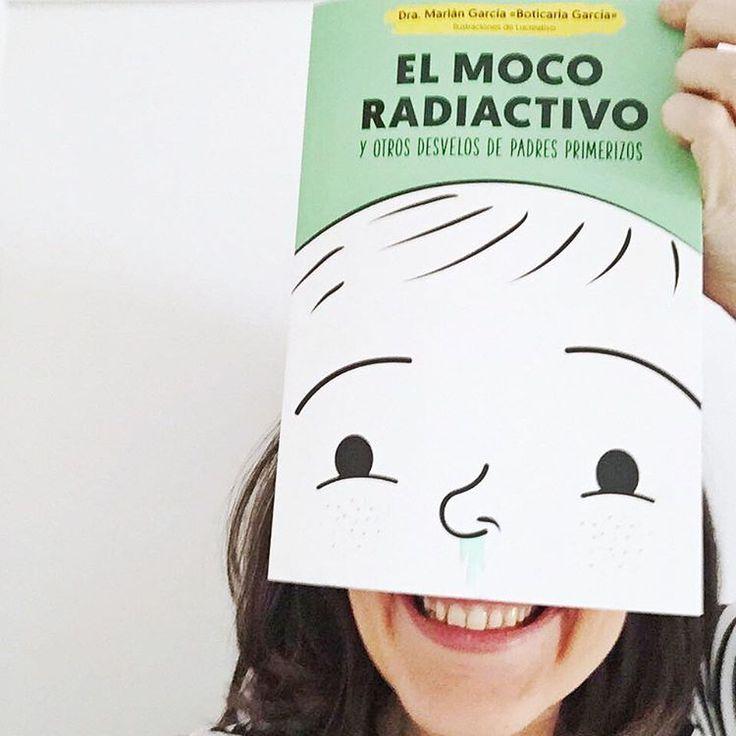 """510 Me gusta, 9 comentarios - Xarly Rodríguez (@lucreativo) en Instagram: """"Mañana sale a la venta el MOCO RADIACTIVO de la @boticariagarcia ilustrado por un servidor. Una…"""""""