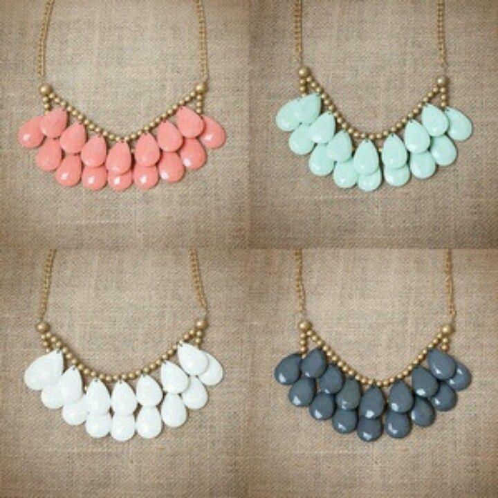 Collares bellos!.... #perfect