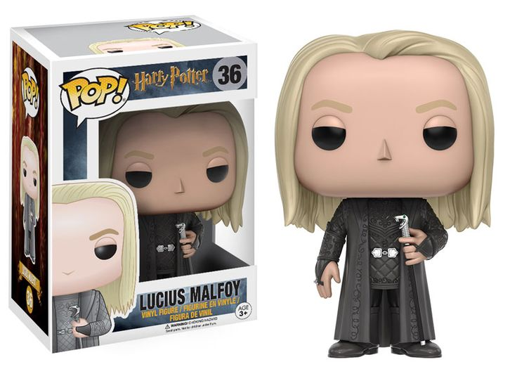 Harry Potter POP! Vinyl Figure - Lucius Malfoy @Archonia_US