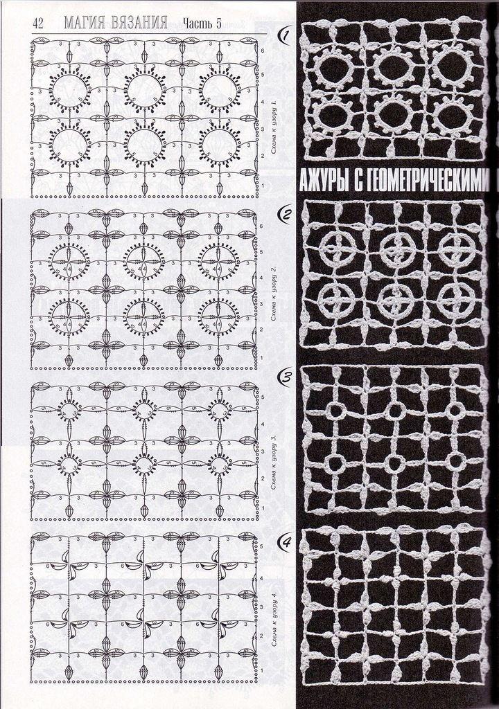 354 Best Images About Crochet Stitch On Pinterest
