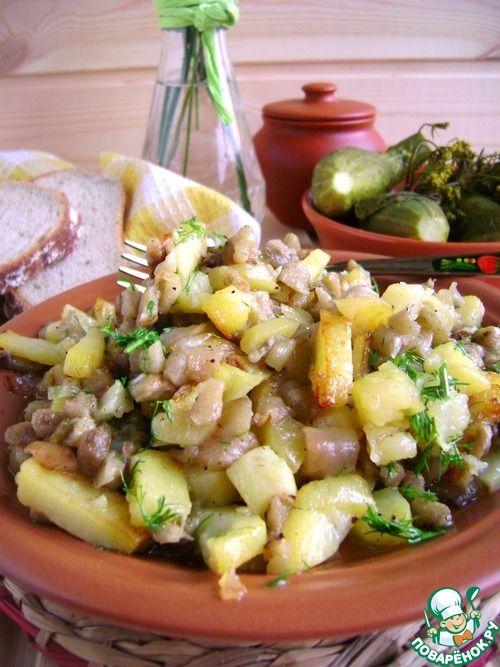 Описание:«Ох, и хороша картошечка с грибочками!» -так всегда говорят гости, и мои домашние, пробуя хитрую картошечку. И…