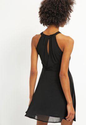 Jurken New Look Korte jurk - black Zwart: € 24,95 Bij Zalando (op 13-2-16). Gratis bezorging & retournering, snelle levering en veilig betalen!