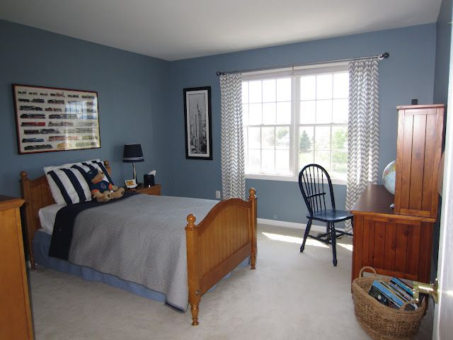 Boy s Blue Bedroom Makeover  bedroom  boys bedroom. 17 Best ideas about Blue Boys Rooms on Pinterest   Game of thrones