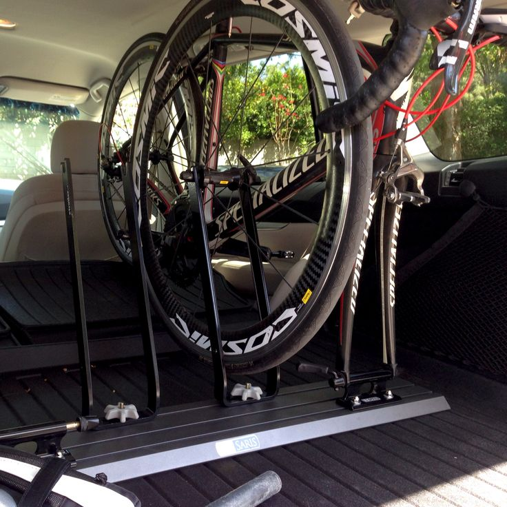 Customer James Lee S Diy Bike Rack Subaru Outback 2014