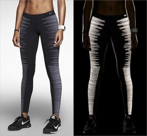 Nike-reflective-leggings-Size-s-Small