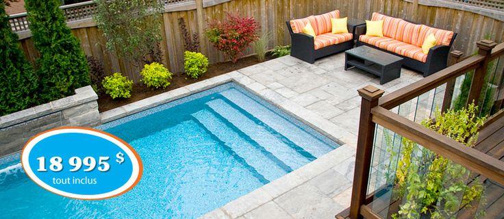 Nos Spéciaux sur nos piscines creusées