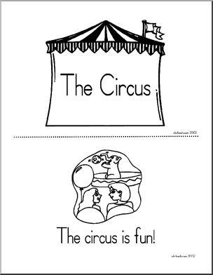 Circus Theme Unit - Worksheets and Printables | abcteach