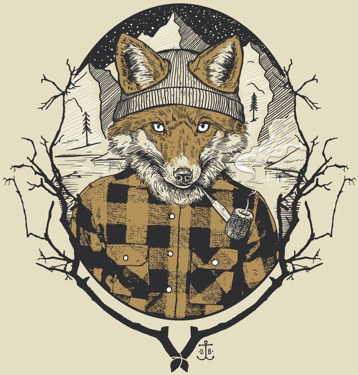 Lumbar jack Mr. Fox