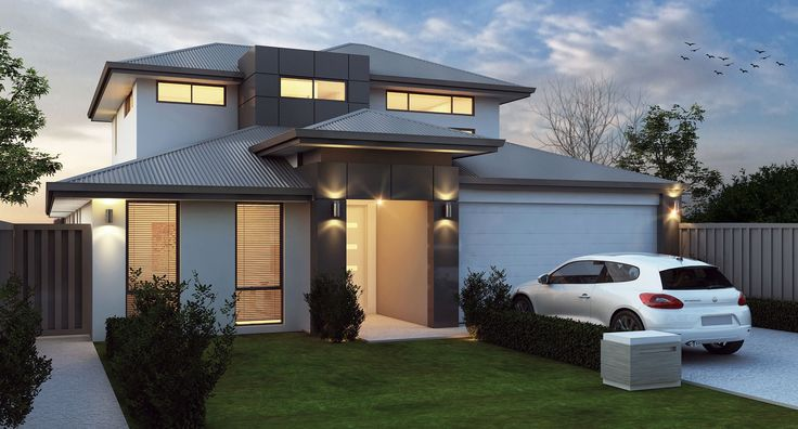 The 22 best Two Storey Home Designs - Home Builders Perth images on ...