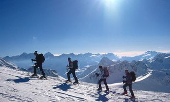 Schneeschuh & Winterwandern #Schnee #tiroleroberland