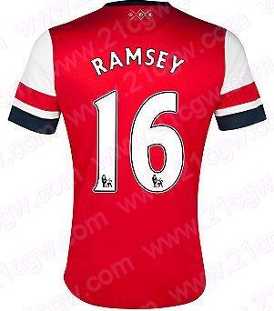 Maillot Arsenal (16 Ramsey) Domicile pas cher -La dernière Maillot Arsenal (16 Ramsey) Domicile est révélé pour Football Coupe du Monde 2014 . Le look impressionnant est la caractéristique la plus attrayante du maillot. Choisissez de profiter d'un match cette saison avec Maillot Arsenal (16 Ramsey) Domicile pas cher et élégant. - 21cgw.com