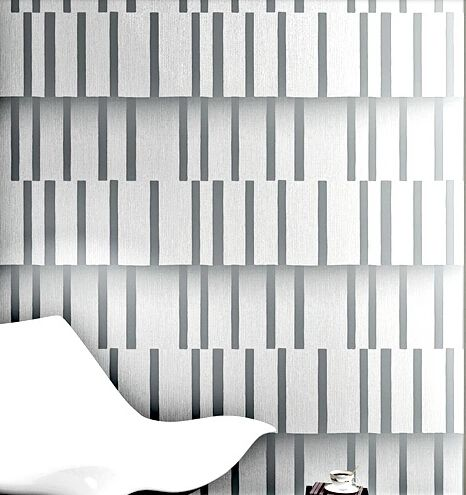 High-end 3D Modern Non-woven Striped Wallpaper for Walls Paper Roll three-dimentional Living Room TV Sofa Background Wallpapers with Free Shipping  have discount 35.0% Off sales