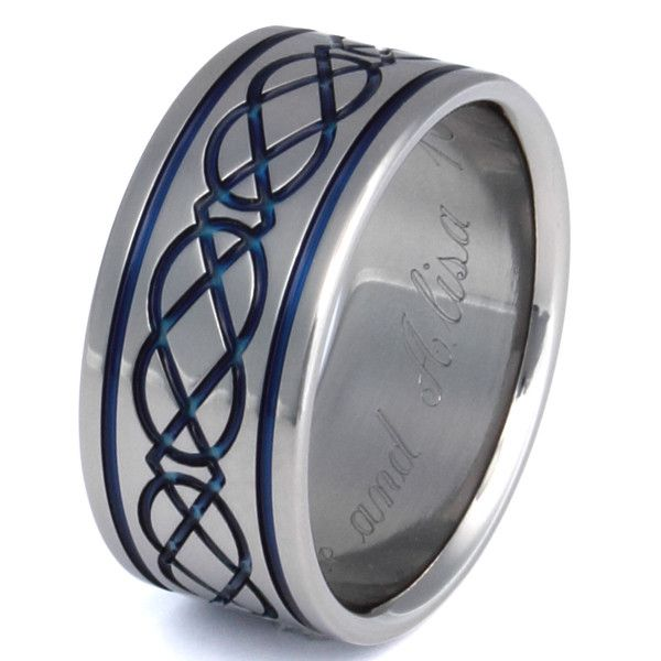 bands embodied celtic best design ring jewerly pinterest jewelry spoondiva and in titanium knot boundless tap this on irish the images wedding rings energy into