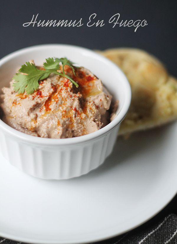 Hummus En Fuego | E a t. C l e a n ... | Pinterest