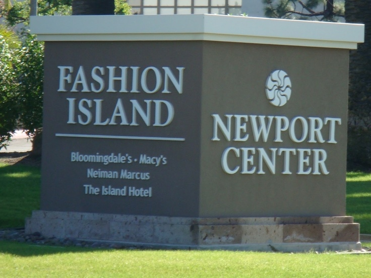 Fashion Island, Newport Beach