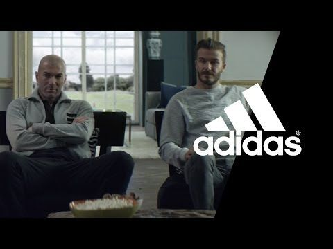 House Match ft. Beckham, Zidane, Bale and Lucas Moura: all in or nothing -- adidas Football - YouTube