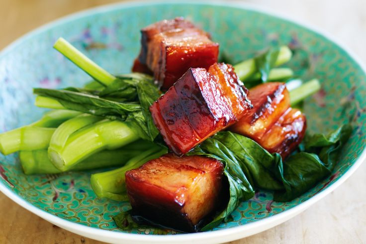 Pressure cooker Chinese char siu pork (so tender!) http://www.taste.com.au/recipes/27842/pressure+cooker+char+siu+pork