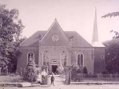 Hele oude Kerk Vriezenveen Nederlands Hervormde Kerk. Vriezenveen Overijssel. Nederland.